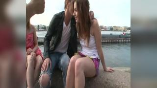 Русское порно: Lara Page Rocco's Young Anal Lovers (2012)
