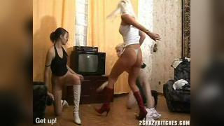 Русское порно: Anna_And_Marina_Two_Russian_Crazy_Bitches